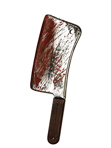 Forum Novelties Bloody Cleaver ()