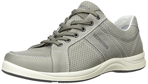 (Mephisto Men's Hero Perf, Light Grey Perceval, 10 M US)