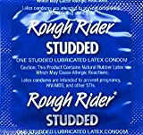 Best Ribbed Condoms - Rough Rider Studded Lubricated Condoms - with Free Review