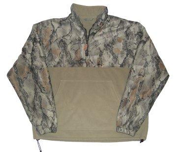 Micro Fleece 1/2 Zip Pullover - 8