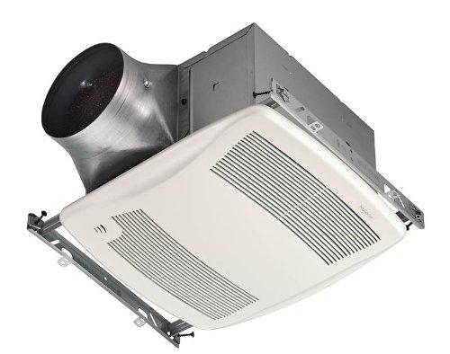 Broan XN110H Ultra Green Single-Speed Humidity Sensing Fan (110 CFM, 0.3 Sones) For Sale