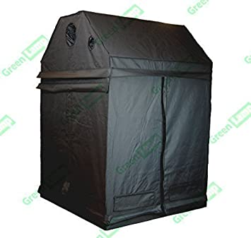 Green L& Premium Loft 120 x 120 x 160cm 600D Mylar Indoor Attic Grow Tent Box  sc 1 st  Amazon UK & Green Lamp Premium Loft 120 x 120 x 160cm 600D Mylar Indoor Attic ...