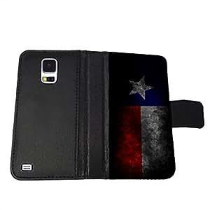 Texas Flag - Samsung Galaxy S5 Wallet Case