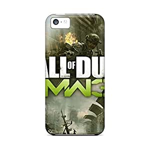 Designed cell phone carrying covers New Snap-on case cover Nice iphone 5c /5cs - mw3