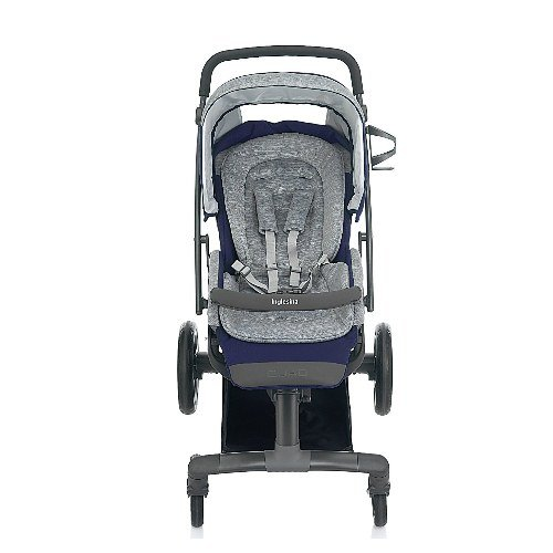 Inglesina Quad Cocoon Adapter For Stroller Seat, Gray (Discontinued by Manufacturer)