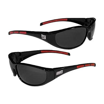 Siskiyou New York Giants Wrap Sunglasses