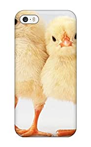 Ideal Jack Anderson Case Cover For Iphone 5/5s(me My Brother Two Little Chickens Amp Animal Bird), Protective Stylish Case