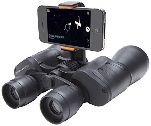 Space Navigator App-Enhanced Satellite Finding Binoculars -