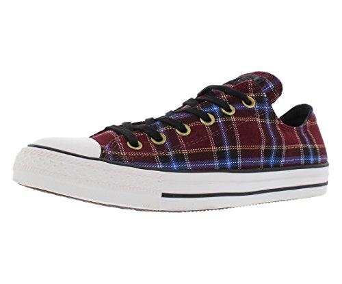- Converse Chuck Taylor All Star Plaid Ox Casual Women's Shoes Size 5.5