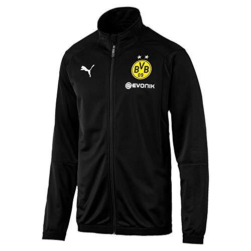 PUMA 2018-2019 Borussia Dortmund Poly Jacket (Black) ()