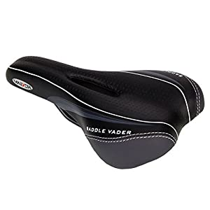 VADER VD-1213 Mountain And Road Bike Saddle Black