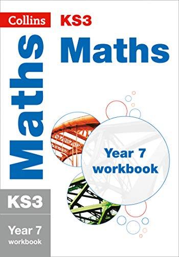 KS3 Maths Year 7 Workbook: Prepare for Secondary School (Collins KS3 Revision)