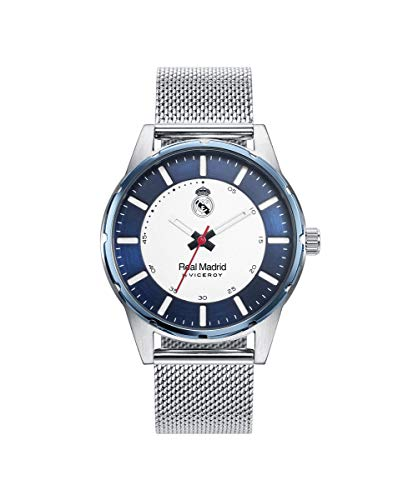 Viceroy Real Madrid Watch 471220-07 Two-Tone Steel Cadet
