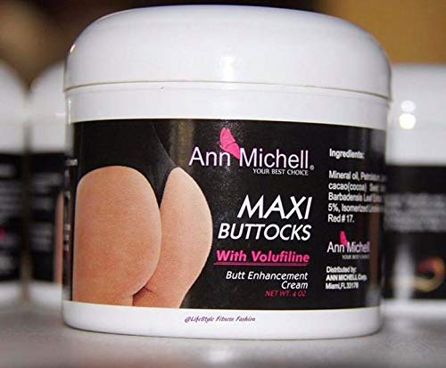 Ann Michell New Maxi Buttocks Cream