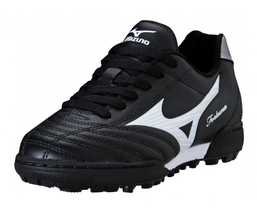 Mizuno Scarpe Calcetto Fortuna 4 JR AS Black/White/Grey