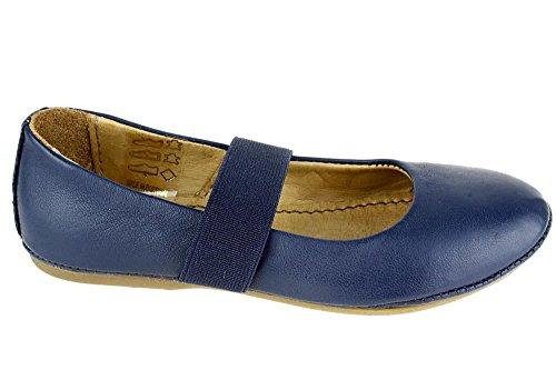 Bisgaard Mädchen 81915118 Geschlossene Ballerinas Blau