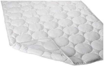Ikea Martratzen Protector Skydda Mjuk Moisture And Mattress Topper 160 X 200 Cm Lyocell Cotton Mixture 100 Lyocell Inlet Breathable Stays In Amazon De Küche Haushalt