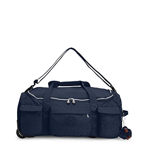 kipling-discover-small-true-blue-one-size