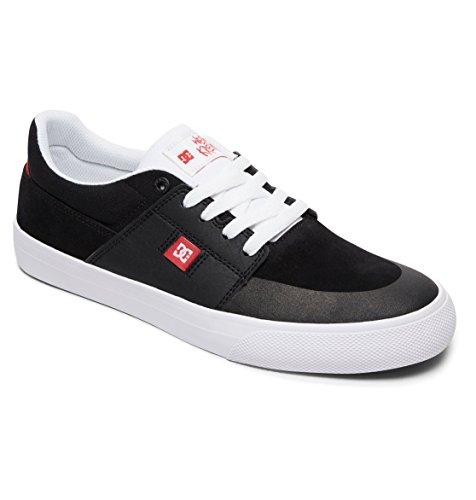 Espadrilles Kremer Wes couleurs Shoes white Multi red Homme Dc Black xPH1wtqPE