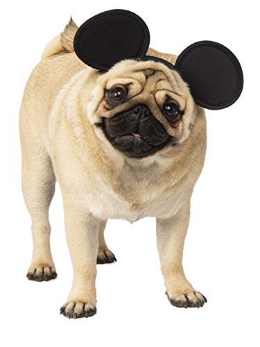 Rubie's Disney: Mickey & Friends Pet Costume Accessory, Mickey Mouse, M-L]()