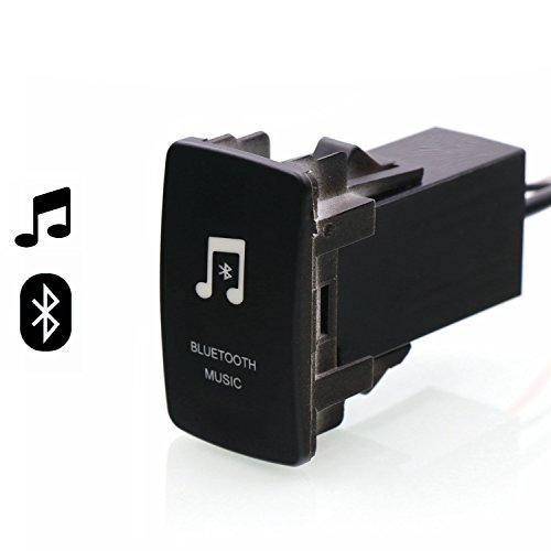 Car Bluetooth Music Adapter Module Panel Installation AUX Output Use for Honda,Civic,Spirior,CRV,Fit Jazz,City,Accord,Odyssey