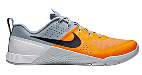 size 40 7cd8a 84bd2 Nike Metcon 1 - Total Orange  Dove Grey  Blac Men s NIB CrossFit Gray-  704688-800-11 - Buy Online in Oman.   Apparel Products in Oman - See  Prices, ...