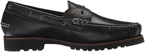 Cole Haan Mens Connery One Eye Lace Ox Oxford Zwart