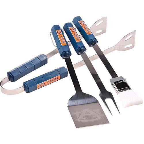 BSI Products Auburn Tigers 4 Piece BBQ Set ()