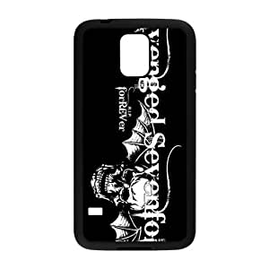 Happy Avenged Sevenfold Cell Phone Case for Samsung Galaxy S5