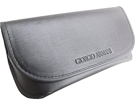 75eb903a59c Image Unavailable. Image not available for. Colour  GIORGIO ARMANI  Spectacles Glasses Wallet Case ...
