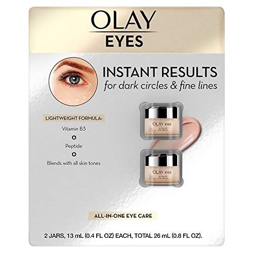 (0lay Eyes Ultimate Eye Cream For Dark Circles, Wrinkles and Puffiness - 0.4 Fl. Oz. (13 ml))