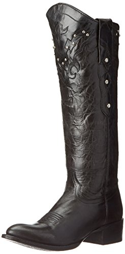 Cinch Women's Katie, Black 7 B US (Cinch Cowboy Boots Womens)