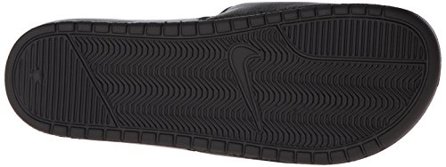 Uomo JDI Black Nike Nero Benassi Ciabatte q5xt7HtZw