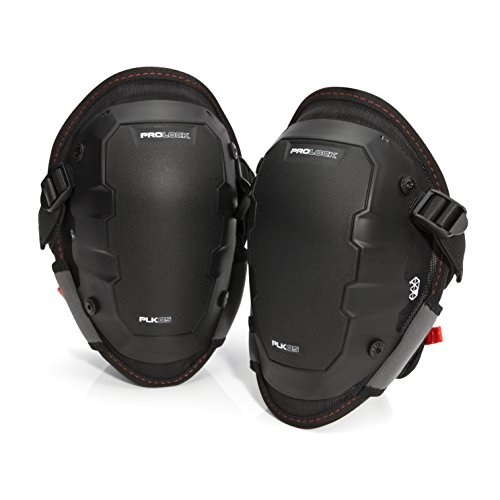 PROLOCK 42057 2-Piece Foam Knee Pad and Hard Cap Attachment Combo Pack