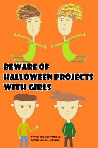 Beware Of Halloween Projects With -