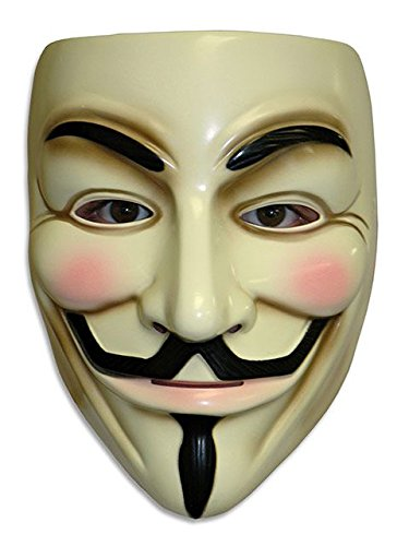 V for Vendetta Mask for $<!--$3.99-->