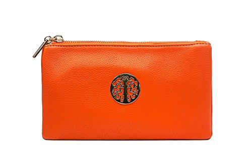 bandoulière femme London Sacs Orange Craze q6ZX7agnwn