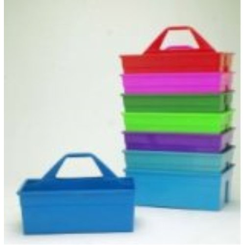 FORTEX INDUSTRIES Tote Max Tray Color: Red