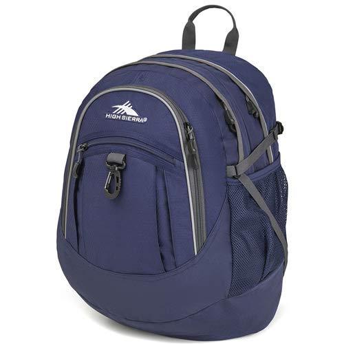 High Sierra Fatboy Backpack, True Navy/Mercury