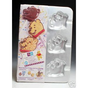 Wilton Winnie the Pooh Cookie Treat Pan