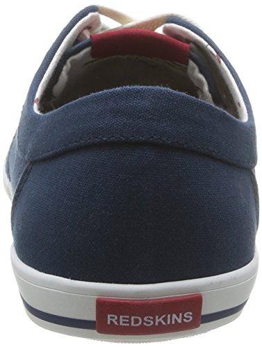 Redskins Ludop - Zapatillas de Deporte de canvas Hombre azul - azul