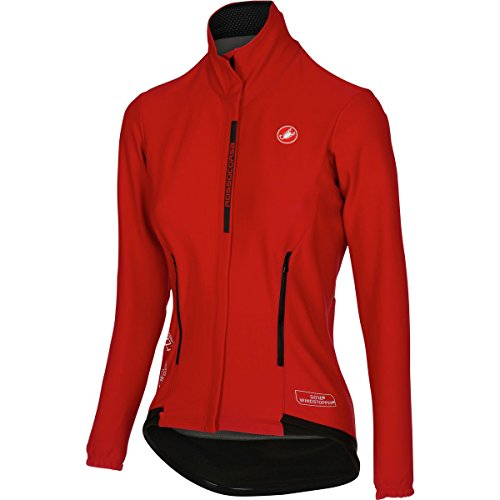- Castelli Perfetto Jersey - Women's Red, M
