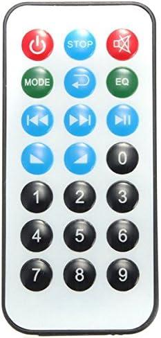 Bluelover 7-12V Manos Libres Bluetooth Mp3 Decodificador Junta con ...