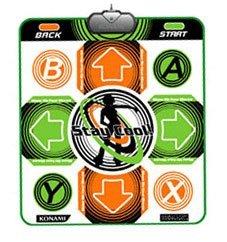 Dance Pad - Xbox 360 Dance Dance Revolution DDR Original Konami Dance Pad