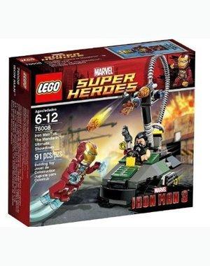 LEGO Super Heroes Iron Man vs. The Mandarin Ultimate Showdown - Miami Ironman