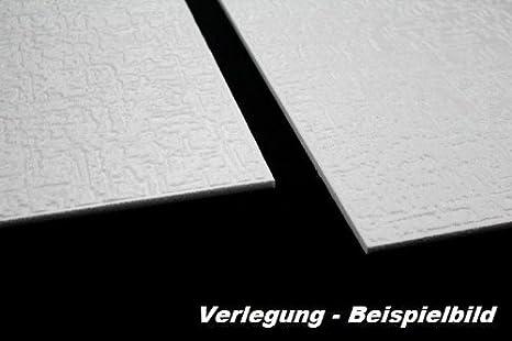 Welle 2 10 m/² Panneaux Stuc Dalles de plafond 50x50cm
