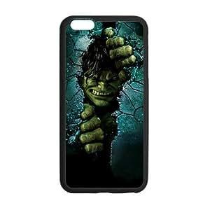Hulk Hulk Smash Case Custom Durable Hard Cover Case for iPhone 6 Plus - 5.5 inches case - Black Case