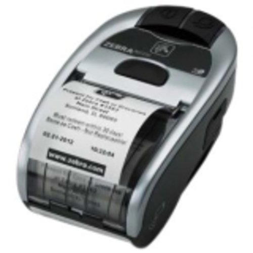 128 Mb Print (Zebra Technologies Corporation - Zebra Imz220 Direct Thermal Printer - Monochrome - Portable - Receipt Print - 1.90