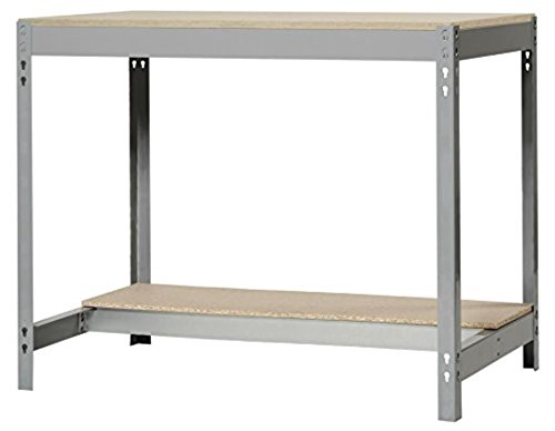 Simonrack 338100045187592 Kit bt-3 1800 gris fonc/é//bois