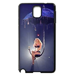 C-EUR Customized Print Britney Spears Hard Skin Case Compatible For Samsung Galaxy Note 3 N9000